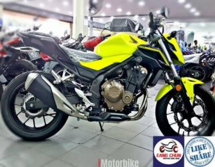 2018 CB 500F Honda CB500F CB500 F -Apply Online Now