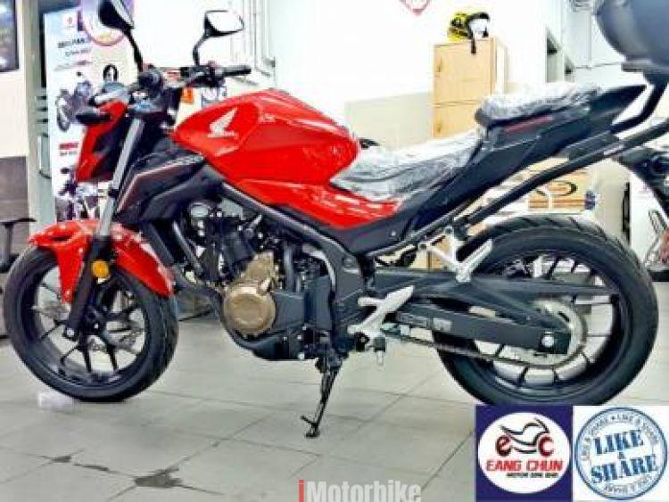 2018 Honda CB500F CB500 Year End Sales OFFER KAW KAO