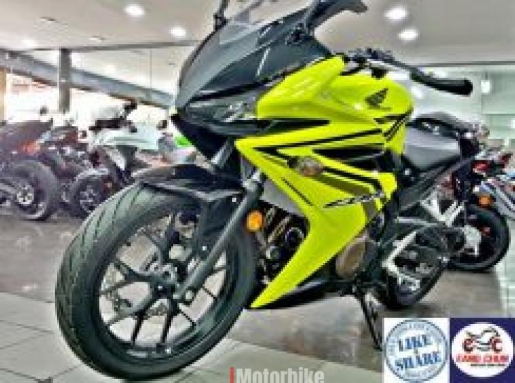 2017 Honda CBR500R CBR 500R Year End Sales