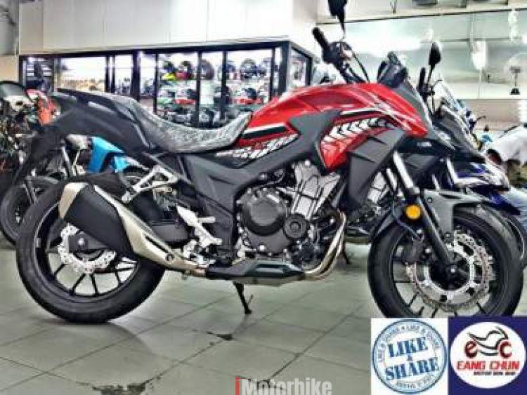 2017 CB500X Honda CB 500X Touring New 2017
