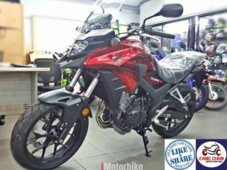 2018 CB500X Honda CB 500 X 500x Gong Xi Fa Cai