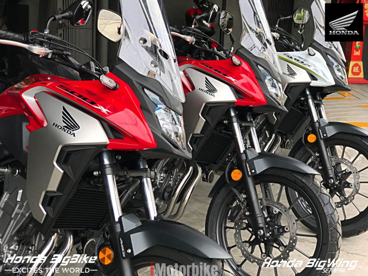 HONDA CB500XA CB500X CB 500 CB500 500X ABS