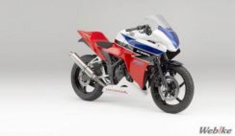 2017 2017  Honda cbr250r / cbr250 / cbr