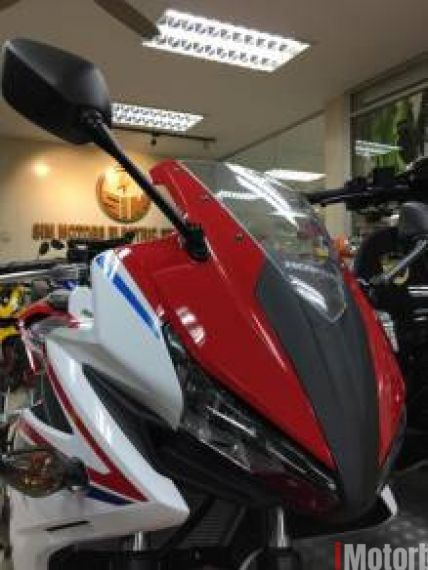 2017 New Honda CBR500R - STD -90% Credit