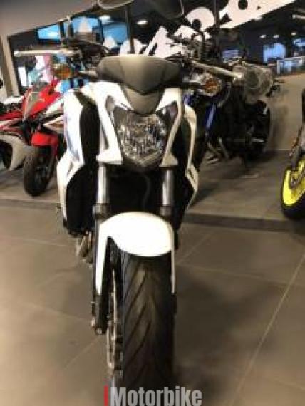 2016 Honda CB650F