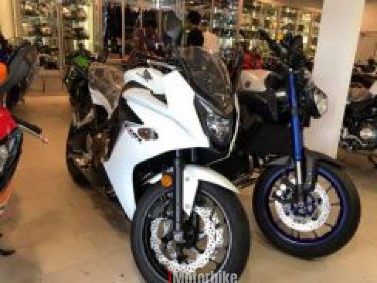 2017 Honda CBR 650 F / CBR650 / CBR 650 F