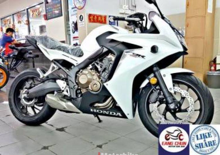 2018 CBR 650 CBR650F Honda CBR 650F CBR650 CNY Sales 3