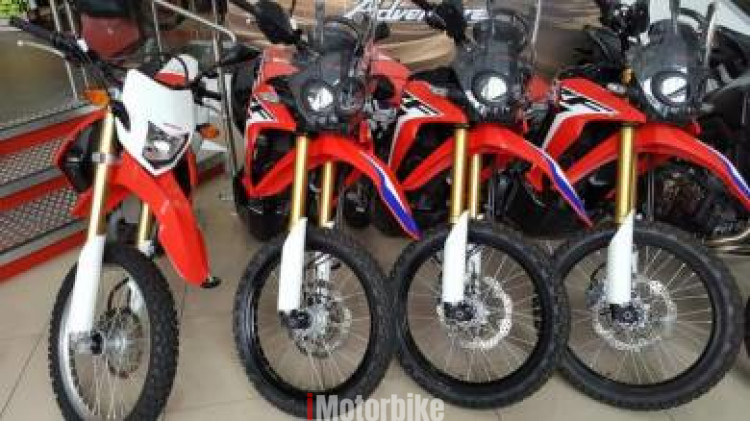 2019 Honda Crf 250 Abs Crf 250l Abs New Motorcycles Imotorbike