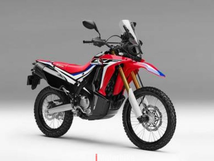 2017 New honda crf 250la abs 2017