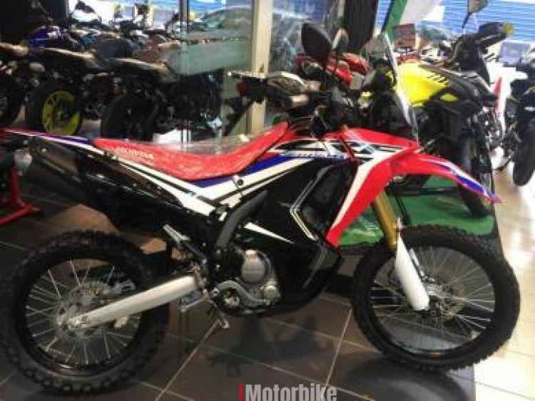 2017 New Honda CRF250 Rally -90% Credit