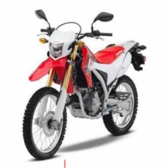 2018 HONDa CRF 250LA