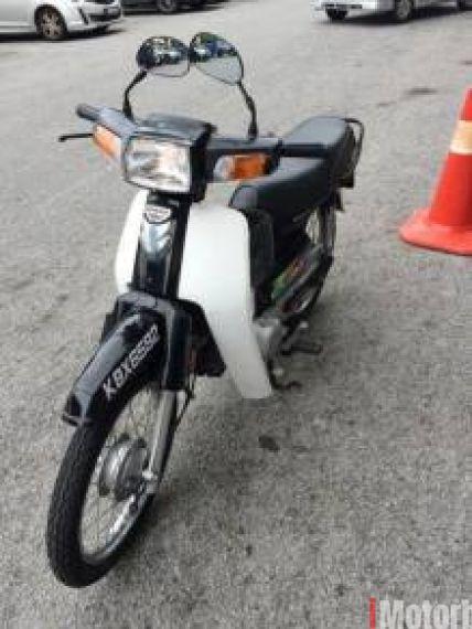 2006 Honda ex5 dream K