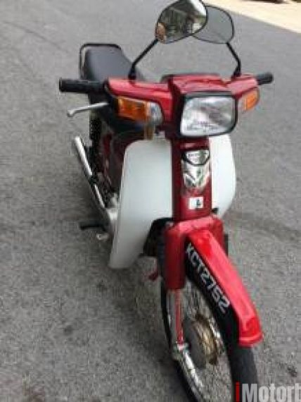 2010 Honda ex5 dream K (Red)