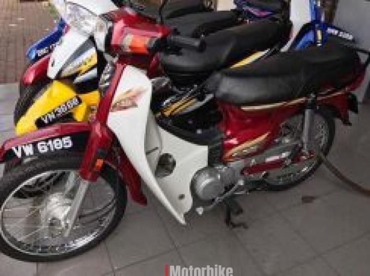 2013 Honda Ex-5 Dream (Interchange Bike )- VW 6185