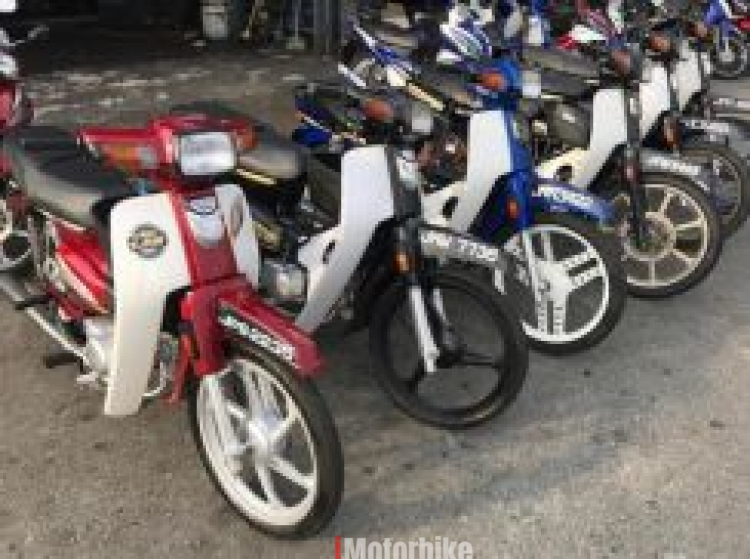 2013 Honda EX5 Dream On the Road Loan Kedai