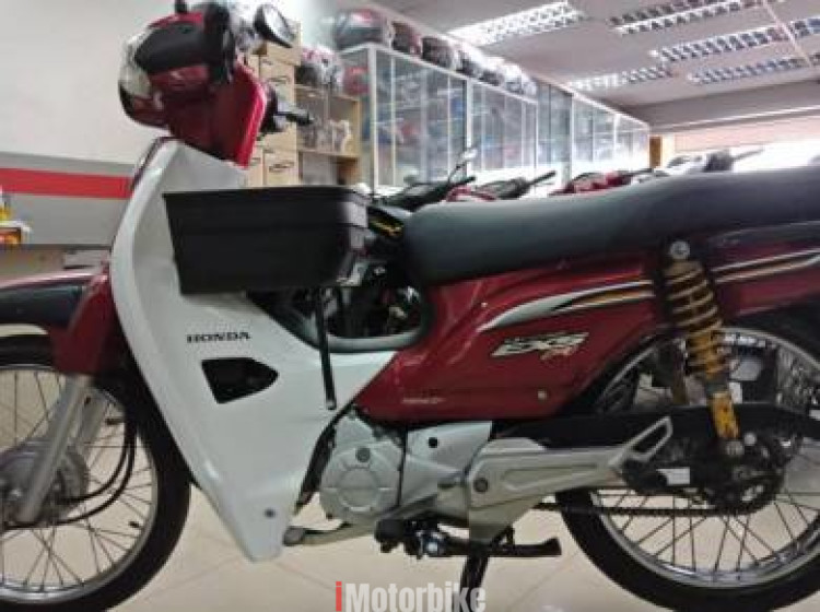 2015 Honda Ex5 Fuel Injection Ori Dp 400 Easy Loan