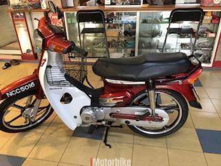 2008 ^ Honda ex5 tahun 2008 ^