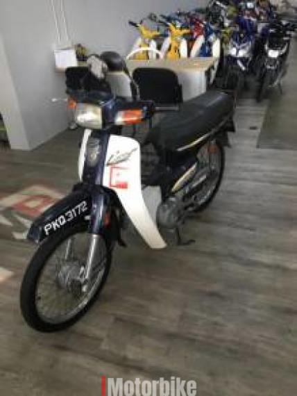 2012 Honda ex5 K