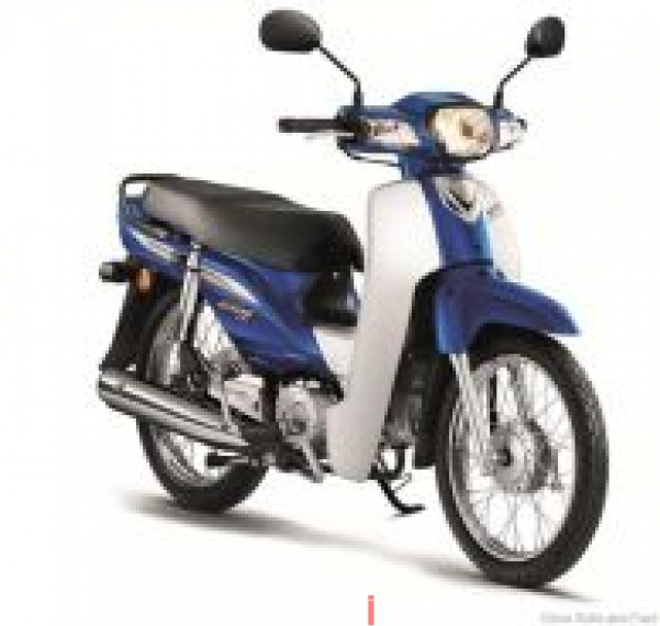 2017 Honda ex5 110 fi ex5-110 kick / self