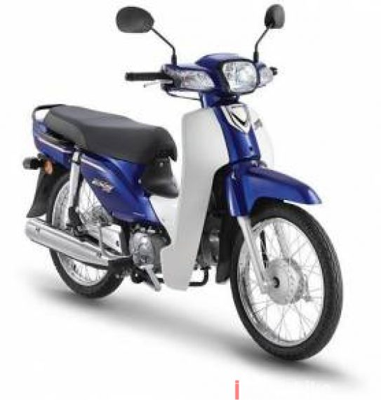 2017 Honda EX5 110 Fi - Spoke - 90% Credit