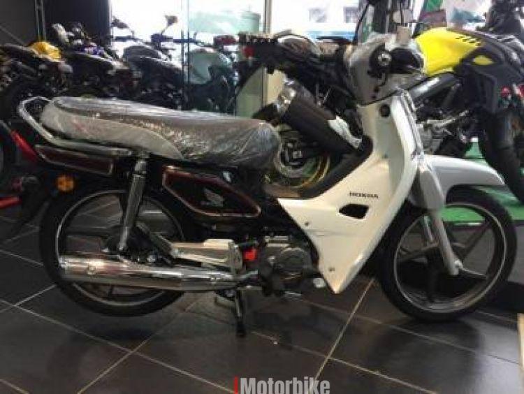 2017 Honda EX5 110 LE -30th Ann -S/Rim- 90% Credit