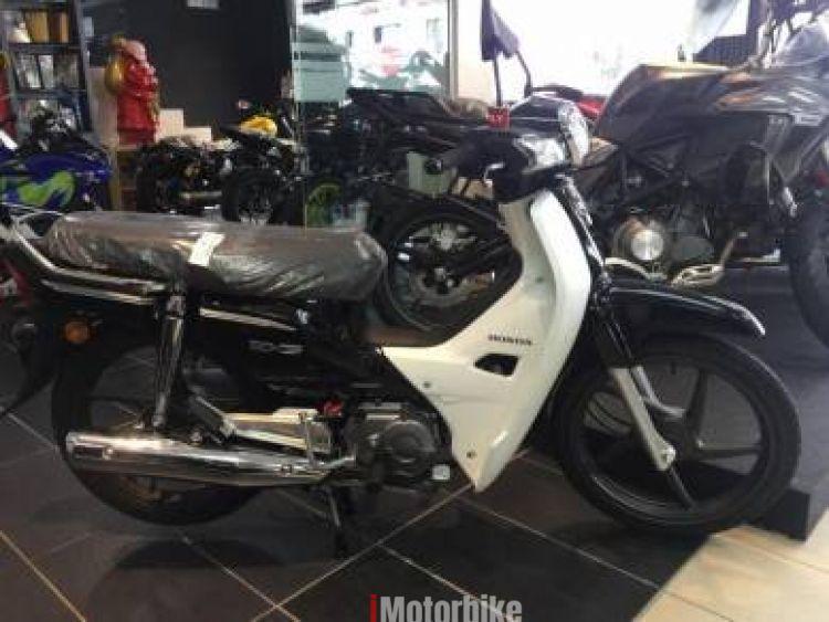 2017 Honda EX5 110 LE -Limited Edition- Low Downpayment