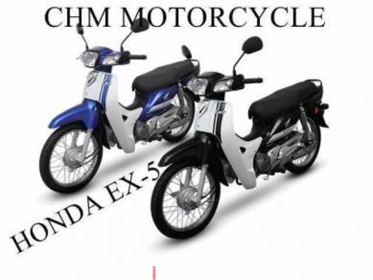 2018 Honda ex-5 fi 2018 0%
