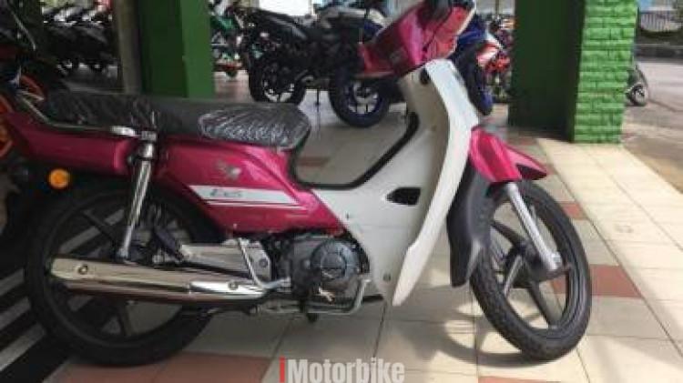 2018 Honda Ex5 110 starter sport rim