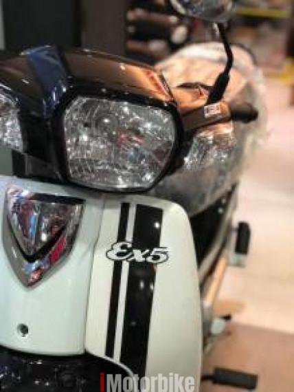 2019 New Honda ex5 dream 110 FI spokerim BMM