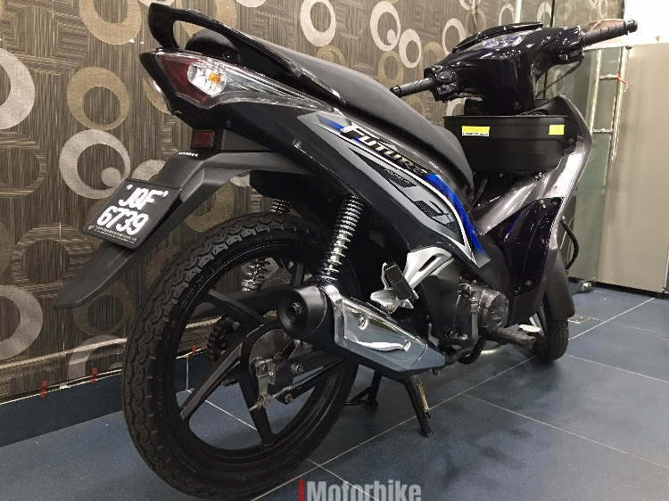 2014 Honda Future 125 (1 Owner Used, Tip top condition)