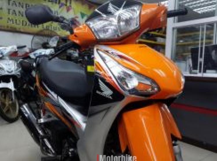 2014 Honda Future125 Jimat Istimewa (Dp 350 WhatsapApp)