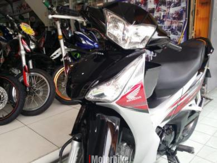 2014 Honda Future125 Ori Condition - (I/C Lesen Apply)