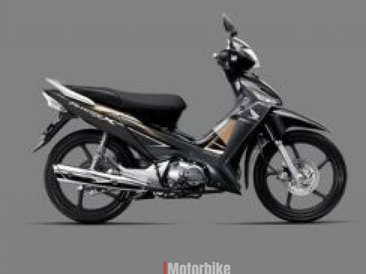 2016 Honda future 125 fi 2 disc