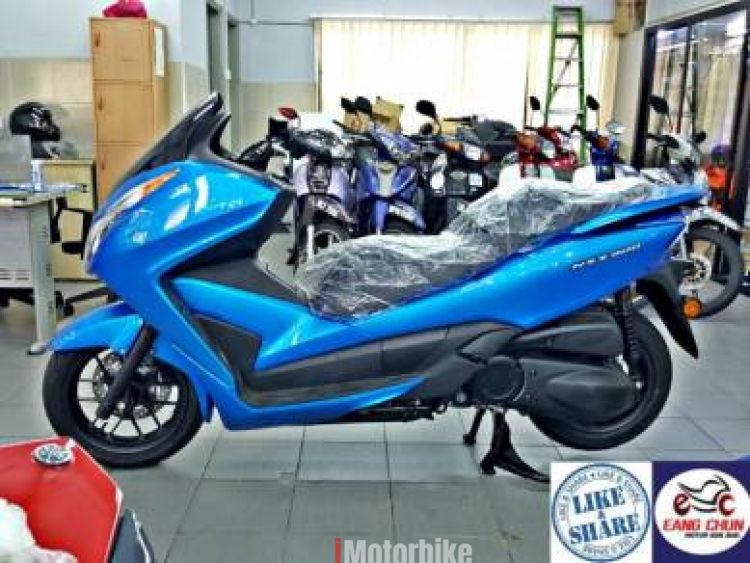 2017 Nss300 Abs Honda NSS 300 Year End Sales