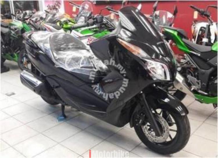 2018 HONDa NS s300 ABS