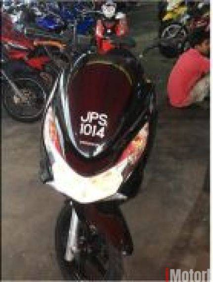2014 Second honda pcx pcx 150 pcx150 cheap for sold