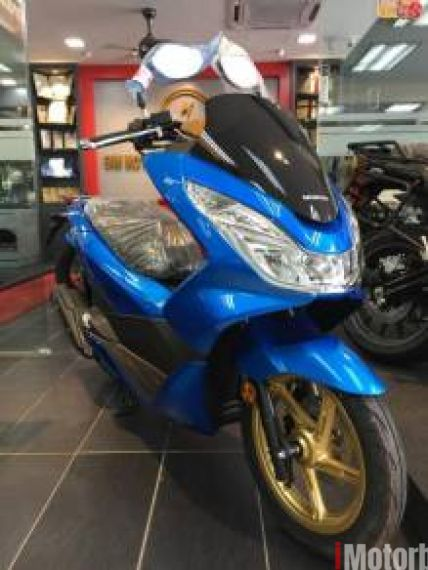 2017 Honda PCX 150 - Limited units - Low Dowpayment