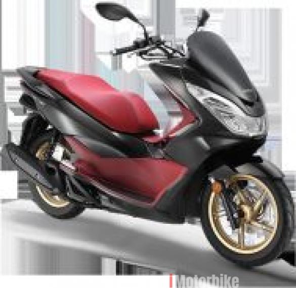 2017 Honda pcx 150 new with 3l silkolene engine oil
