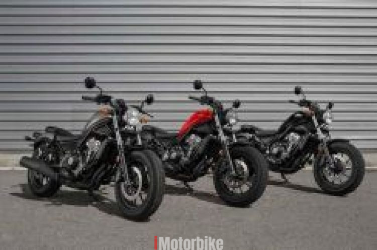 HONDA REBEL 500 CMX500A ABS