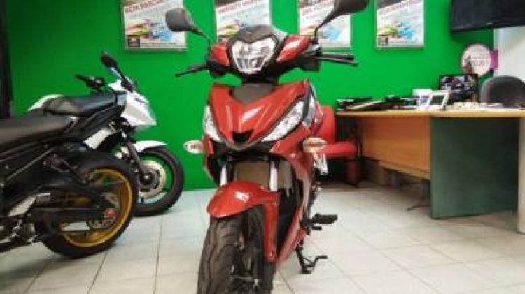 2017 Honda rs150r std new with 3x servis