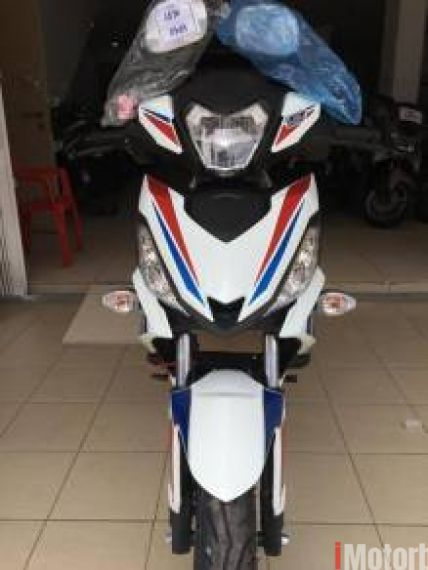 2017 Honda RS150R Trico New Arrival