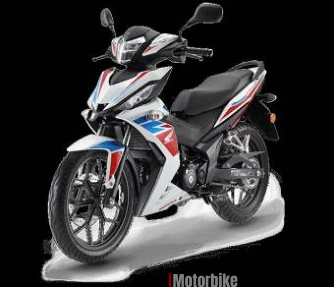 2018 Honda rs150r trico new year promotion