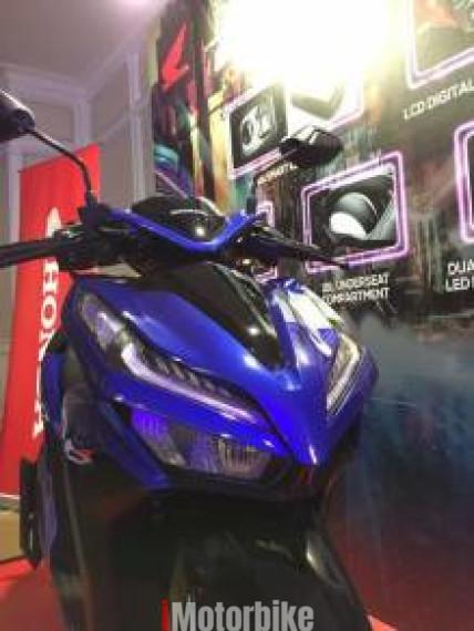 2018 Honda Vario 150 -New Model-Stardard- 90% Credit