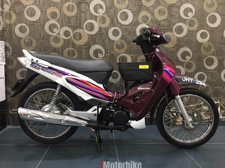 2005 Honda Wave 125 (1 Owner Used,Tip Top condition)