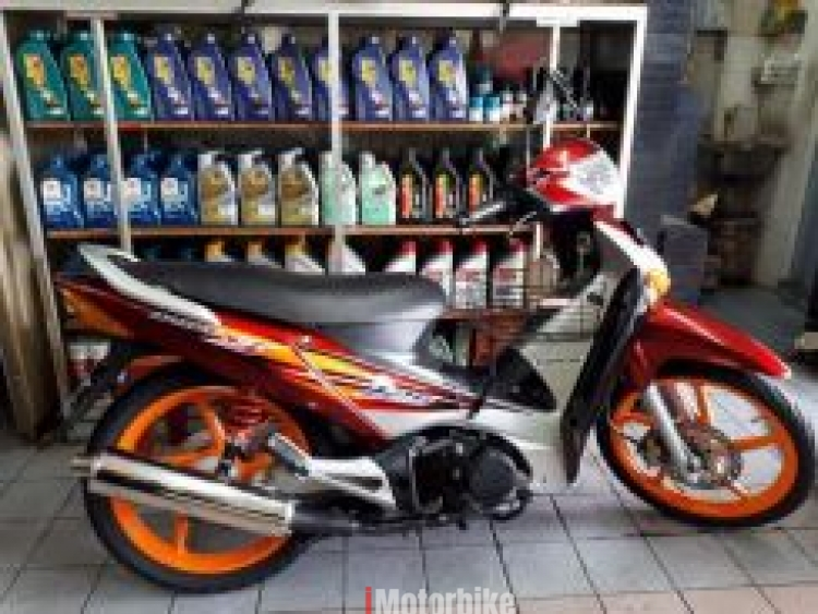 2007 2007 Honda wave 125 s second hand