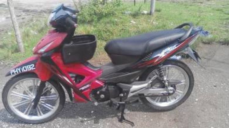 2008 Wave 125