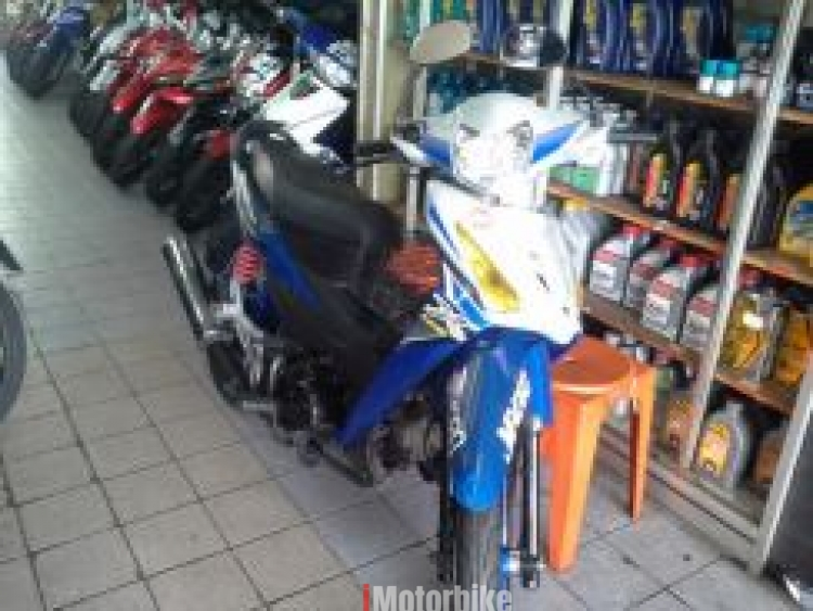 2010 Honda wave ultimo second hand