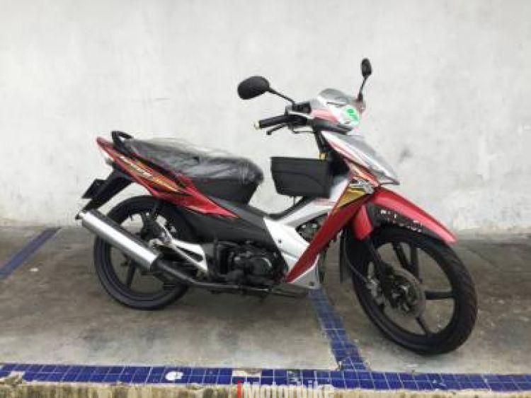 2011 Honda wave 125 x ultimo
