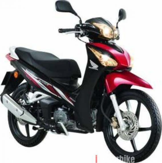 2017 HONDA WAVE 125 i NEW WITH 3X SERVIS