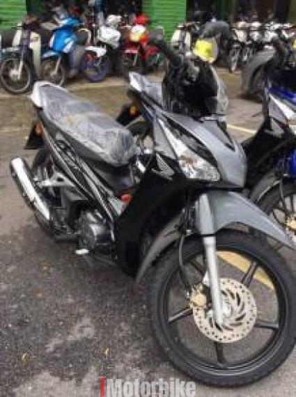 Honda wave 125 RM 1 OTR